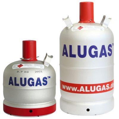Alu-Gasflasche 11 kg