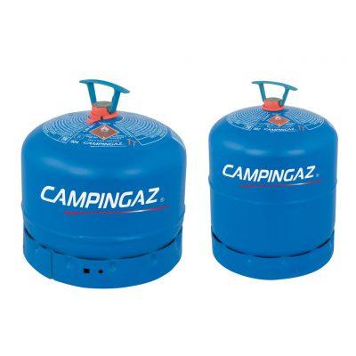 Butangasflasche R 907 gefüllt